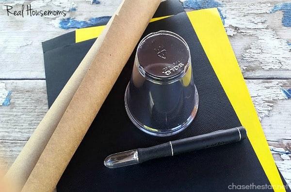Pilgrim Hat Crayon Holder | Real Housemoms