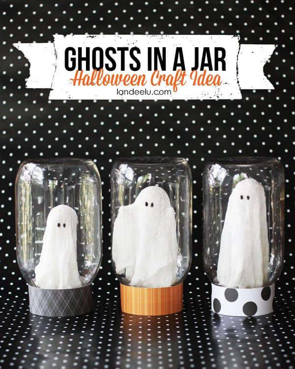 Ghosts in A Jar