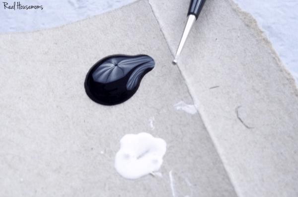 Halloween Nail Art Tutorial | Real Housemoms