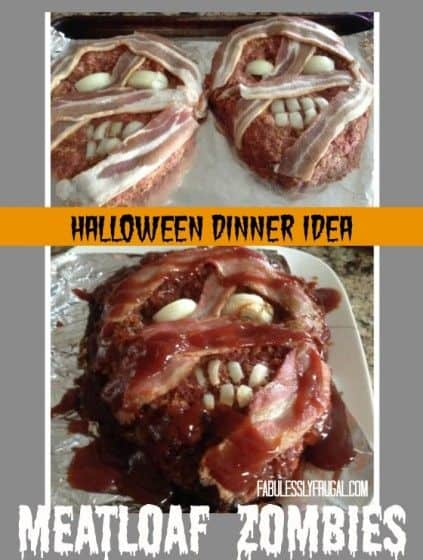 Meatloaf Zombies