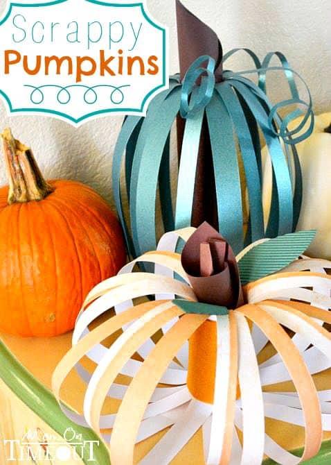 Scrappy Pumpkins