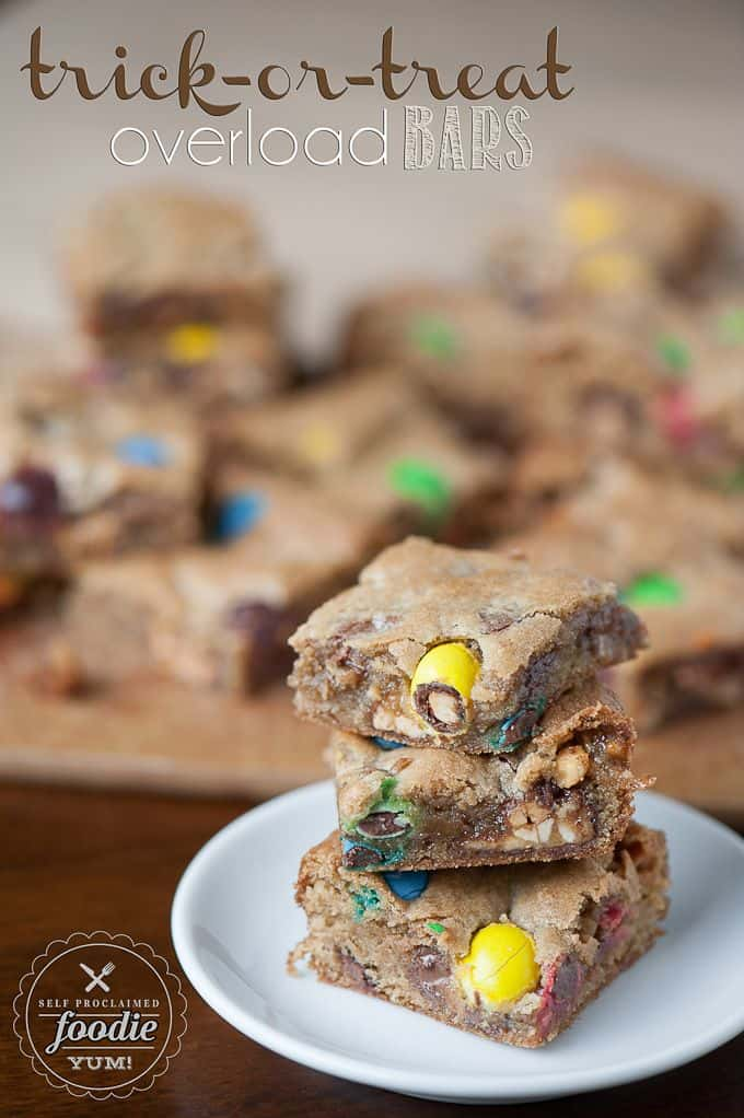 Trick-or-Treat Overload Bars