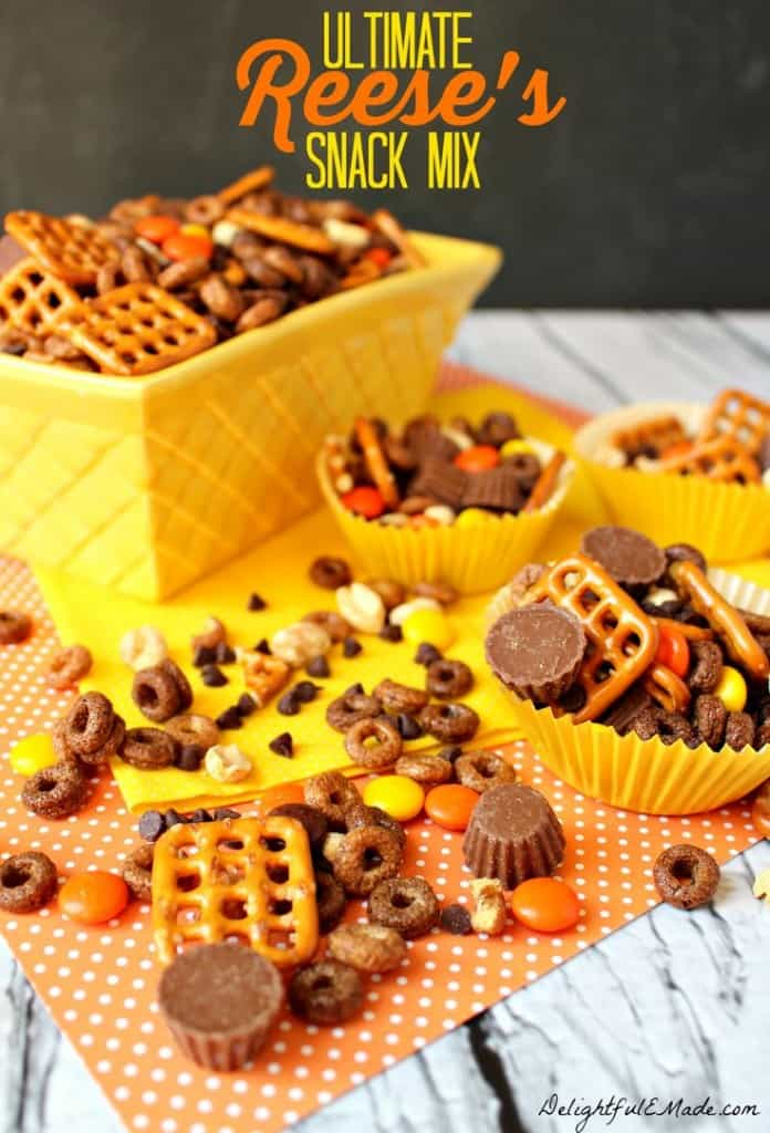 Ultimate Reese's Snack Mix