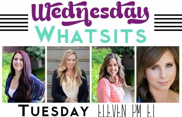 Wednesday Whatsits {130}
