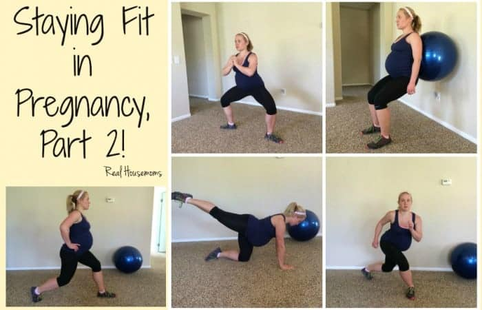 Staying Fit in Pregnancy, Part 2