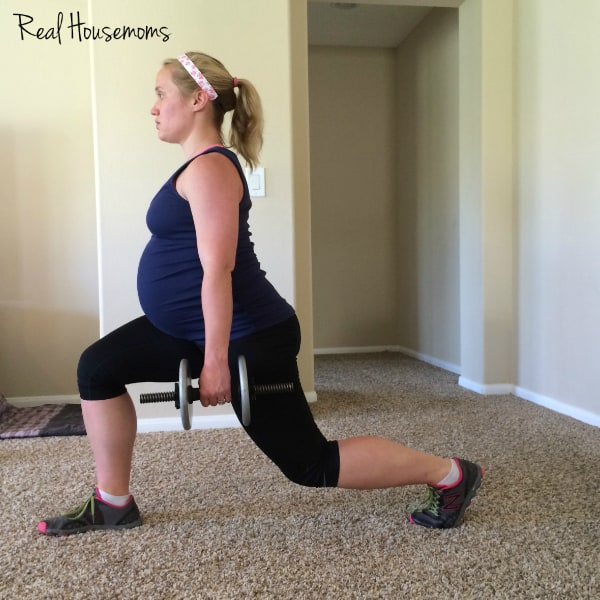 Staying Fit in Pregnancy Pt. 2 | Real Housemoms
