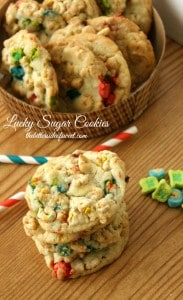 Lucky Sugar Cookies