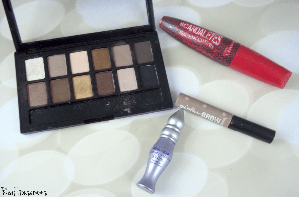 New Years Eve Hair and Makeup Eye Products on Real Housemoms