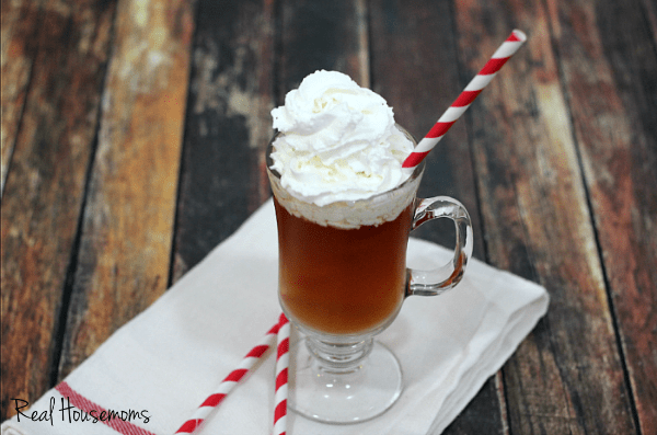 Whipped Hot Toddy | Real Housemoms