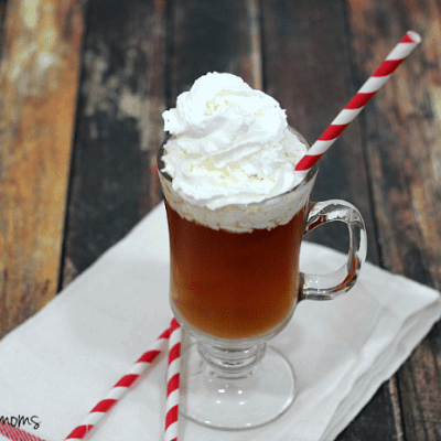 Whipped Hot Toddy