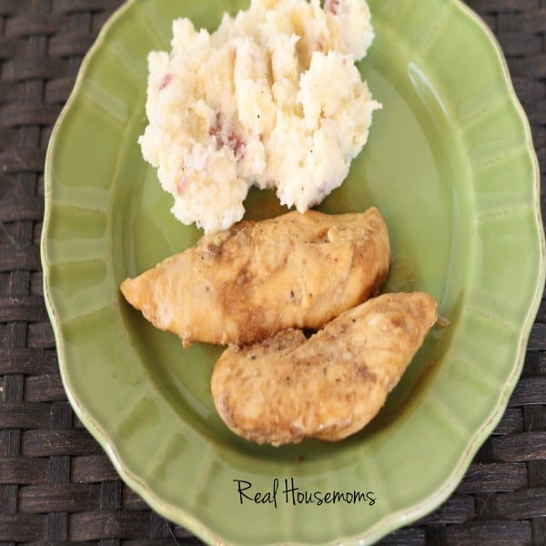 Crockpot Maple Dijon Chicken Tenders | Real Housemoms