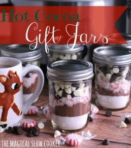Hot Cocoa Gift Jars