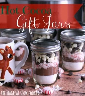 Hot Cocoa Gift Jars