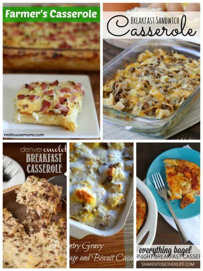 25 Make Ahead Breakfasts | Real Housemoms
