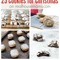 25 Cookies for Christmas