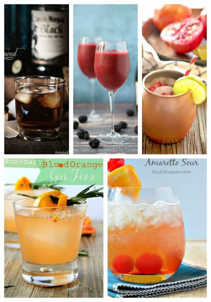 25 Celebration Cocktails | Real Housemoms