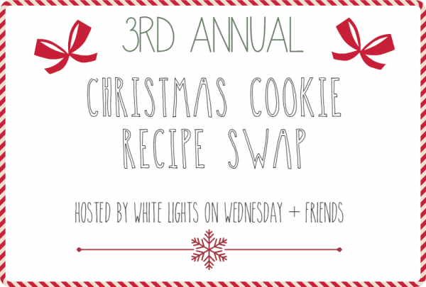 Cookie Recipe Swap