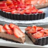 Feature- Strawberry Chocolate Tart-1