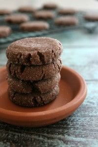 Mexican Hot Chocolate Shortbread 2