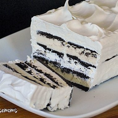Easy Ice Cream Sandwich Cake | by Life Tastes Good