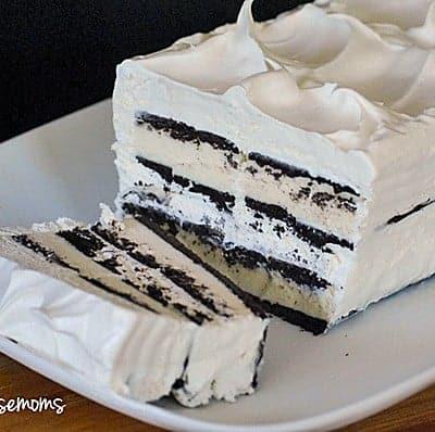 Easy Ice Cream Sandwich Cake