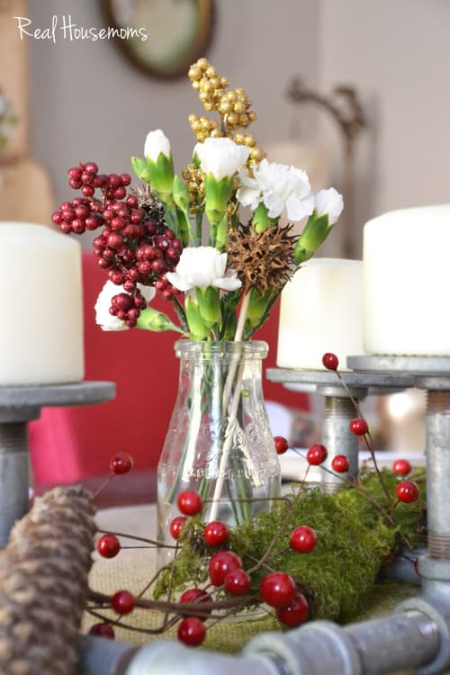 Thrifty Holiday Decor Inspiration | Real Housemoms