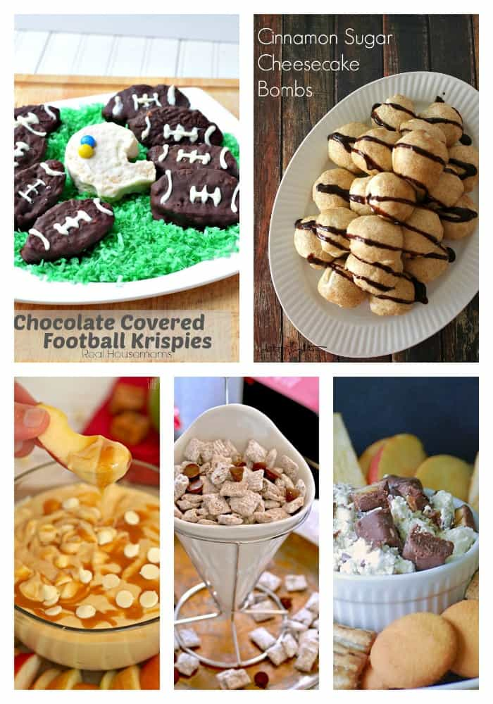 25 Super Bowl Party Eats & Treats | Real Housemoms
