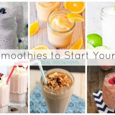 25 Smoothies to Start Your Day