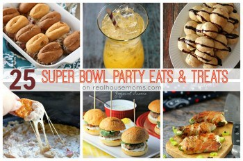 25 Super Bowl Party Eats & Treats FEAT