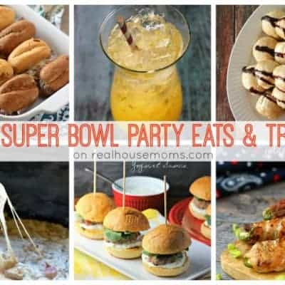 25 Super Bowl Party Eats & Treats