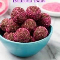 Cookies & Cream Bourbon Balls
