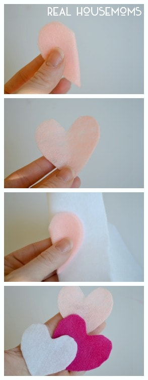 Easy Valentine's Headband | Real Housemoms