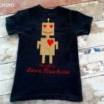 DIY Valentine's T-Shirt