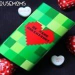 Conversation Heart Printable Valentines