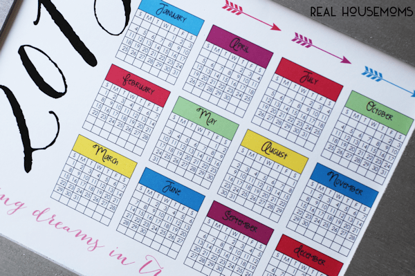 At A Glance Calendar Holder New Calendar Template Site
