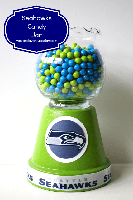 Seahawks-Candy-Jar