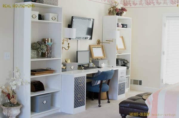 Creating an Inspirational Workspace | Real Housemoms