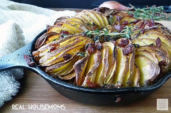 Crispy Potato Roast | Real Housemoms