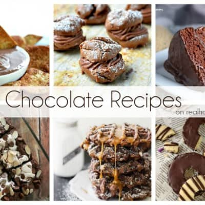25 Chocolate Recipes