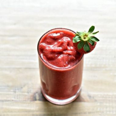 Chia Berry Smoothie