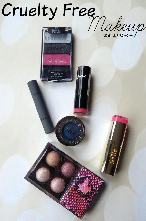 Cruelty Free Makeup   Real Housemoms