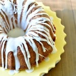 Lemon Pound Cake is so delicious and a great way to add some sunshine into your day!