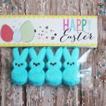 Printable Easter Bag Toppers