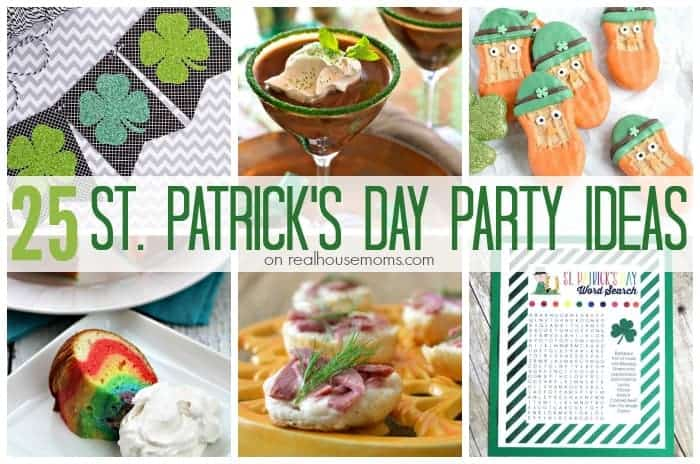 St. Patrick's Day Party Ideas | Real Housemoms