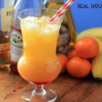 Tropical Breeze Cocktail