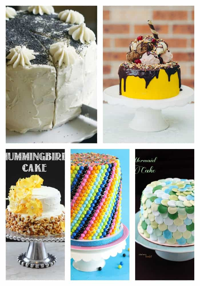 25 Birthday Cakes on realhousemoms.com