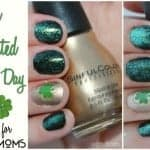 Simple Sophisticated St. Patrick's Day Mani
