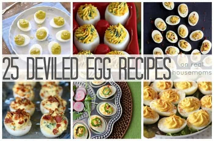 25 Deviled Egg Recipes FEAT