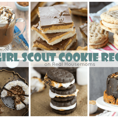 25 Girl Scout Cookie Recipes