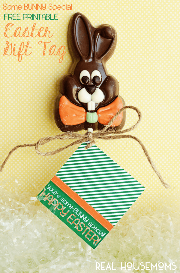 Some bunny special gift tag real housemoms some bunny special gift tag real housemoms negle Image collections